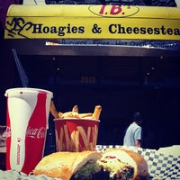 Photo taken at I.B.'s Hoagies by Brittany K. on 4/21/2012