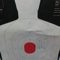 Photo taken at Dominion Shooting Range by Melanie E. on 8/21/2012