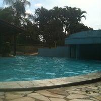 Photo taken at Hotel Vilage Inn by Priscila B. on 2/19/2012