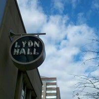 Photo taken at Lyon Hall by Patrick P. on 12/31/2011