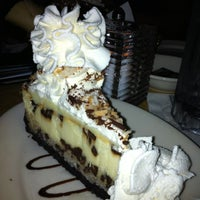 Photo taken at The Cheesecake Factory by MoE on 6/30/2012