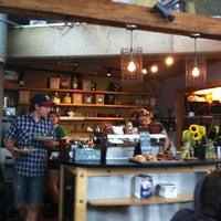 Photo taken at Bradbury's Coffee by Ryan B. on 8/26/2012