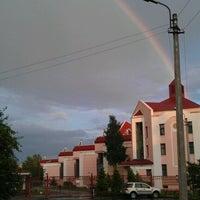 Снимок сделан в Академический университет РАН пользователем Sasha K. 9/9/2011