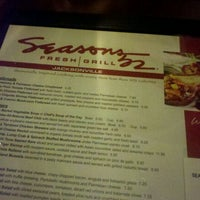 Photo taken at Seasons 52 by Becky D. on 2/1/2012