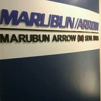 Photo taken at Marubun Arrow (M) Sdn Bhd by Janet W. on 10/11/2011