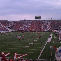 Photo taken at War Memorial Stadium / AT&T Field by Chris S. on 9/10/2011