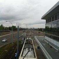 Photo taken at Century Park LRT Station by Adam C. on 6/4/2011