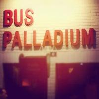 Photo taken at Bus Palladium by Florian L. on 6/14/2012