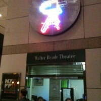 Photo taken at Walter Reade Theater by Kevin B. on 10/1/2011