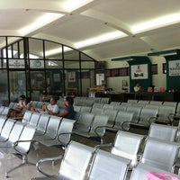 Photo taken at Godofredo P. Ramos Airport (Boracay Airport) / Caticlan Airport (MPH/RPVE) by Aian N. on 9/6/2011