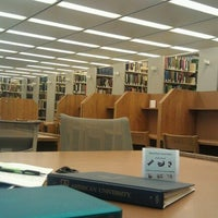 Photo taken at AU – Bender Library by Laissa P. on 12/15/2011