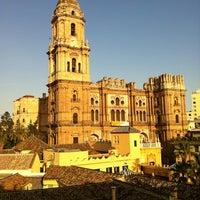 Foto tomada en Catedral de Málaga por Chris B. el 4/28/2011