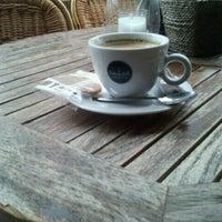 Photo taken at Café Mallebabbe by willem v. on 10/11/2011