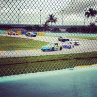 Photo taken at Homestead-Miami Speedway by Alex C. on 4/28/2012