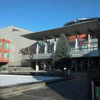 Photo taken at Kitchener City Hall by Chris M. on 12/12/2011