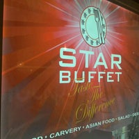 Photo taken at Star Buffet by Ian C. on 6/2/2012