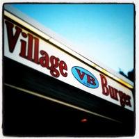 Photo taken at Village Burger by Heyward W. on 8/9/2011