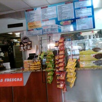 Photo taken at Frutas Frescas by Mi T. on 8/18/2011