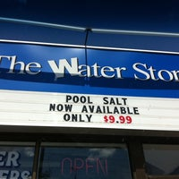 Photo taken at The Water Store by Jan S. on 7/31/2011