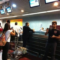 Photo taken at Check-in LATAM by Nea C. on 1/14/2012