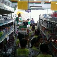 Photo taken at Yomart THI by Rendy N. on 1/9/2012