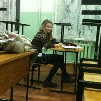 Photo taken at Школа №37 by Mishutova P. on 11/25/2011
