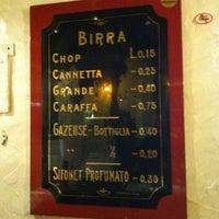 Photo taken at Ristorante Menabrea by Luca F. on 3/15/2011