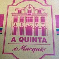 Foto tirada no(a) A Quinta do Marquês por Andrea V. em 6/23/2012