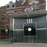Photo taken at Station Woerden by Wim S. on 8/21/2011
