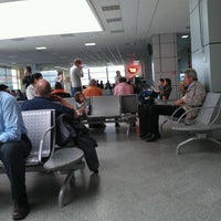 "Photo taken at Cluj-Napoca ""Avram Iancu"" International Airport (CLJ) by Chris C. on 9/9/2011"