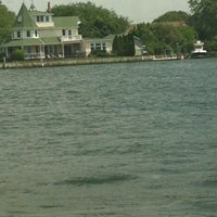 Photo taken at Maple Avenue Marina by Karen M. on 8/2/2012