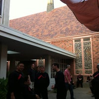 Photo taken at Trinity Episcopal Cathedral by Michael N. on 5/23/2012