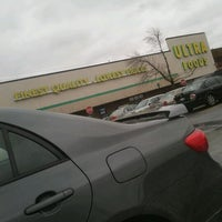 Photo taken at Ultra Foods by Diamond T. on 10/20/2011
