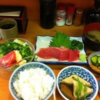 Photo taken at 丸長 by Yasushi T. on 7/2/2012