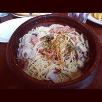 Photo taken at Angelo Pietro Restaurant by Laine K. on 12/3/2011