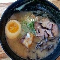 Photo taken at Ramen Yamadaya by Raymond R. on 10/17/2011