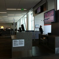 Photo taken at Gate 58B by PoP O. on 2/26/2012