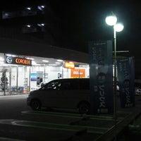 Photo taken at トヨタ西東京カローラ 府中店 by Saijo H. on 12/11/2011