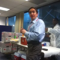 Photo taken at Tucker Blood Drive by Chad G. on 12/6/2011