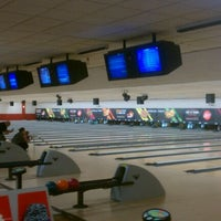 Photo taken at AMF University Lanes by Lawrence S. on 4/21/2012