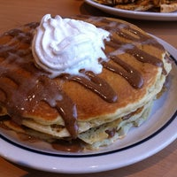 Photo taken at IHOP by Food Slam .. on 9/16/2011