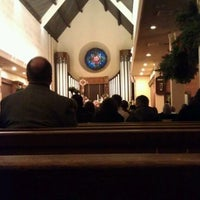 Photo taken at Trinity Episcopal Cathedral by Jo N. on 12/25/2011