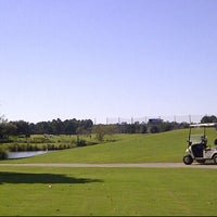 Photo taken at Wicked Stick Golf Links by Jen P. on 10/21/2011