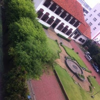 Photo taken at Gedung Arsip Nasional by Bahrie S. on 8/5/2011