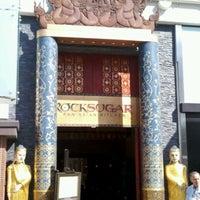 Photo taken at RockSugar Pan Asian Kitchen by Weston R. on 11/3/2011