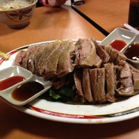 Photo taken at 鴨肉扁・土鵝專賣店 by Salsa S. on 2/19/2012