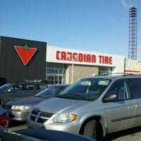 Photo taken at Canadian Tire by Robin C. on 11/11/2011