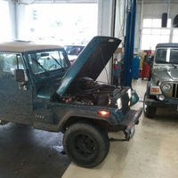 Photo taken at Golden Gate Jeep by Uncle F. on 2/10/2012
