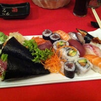 Photo taken at Ocean Sushi by Jeroen D. on 4/24/2012