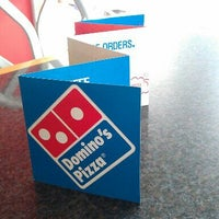 Photo taken at Domino's by Amjad I. C. on 8/15/2012